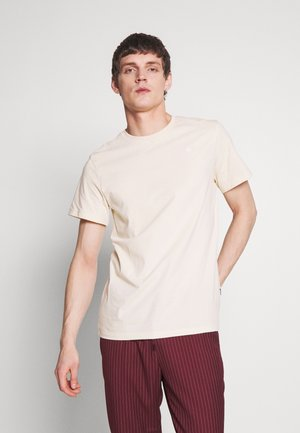 BASE-S - T-shirt basique - ecru