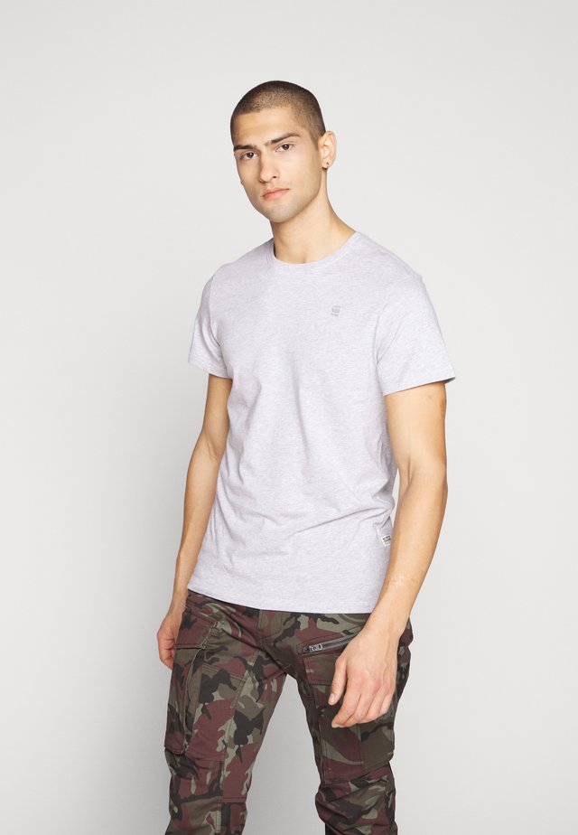 BASE-S - T-shirt basic - light grey