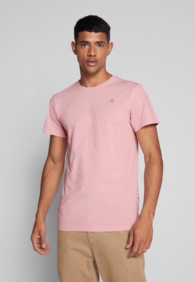 BASE-S - T-shirt basic - pyg