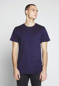 G-Star - BASE-S - Camiseta básica - blue - 0