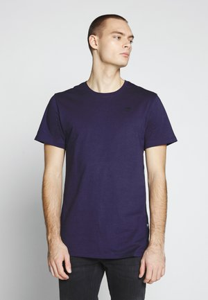 BASE-S R T S\S - Basic T-shirt - blue