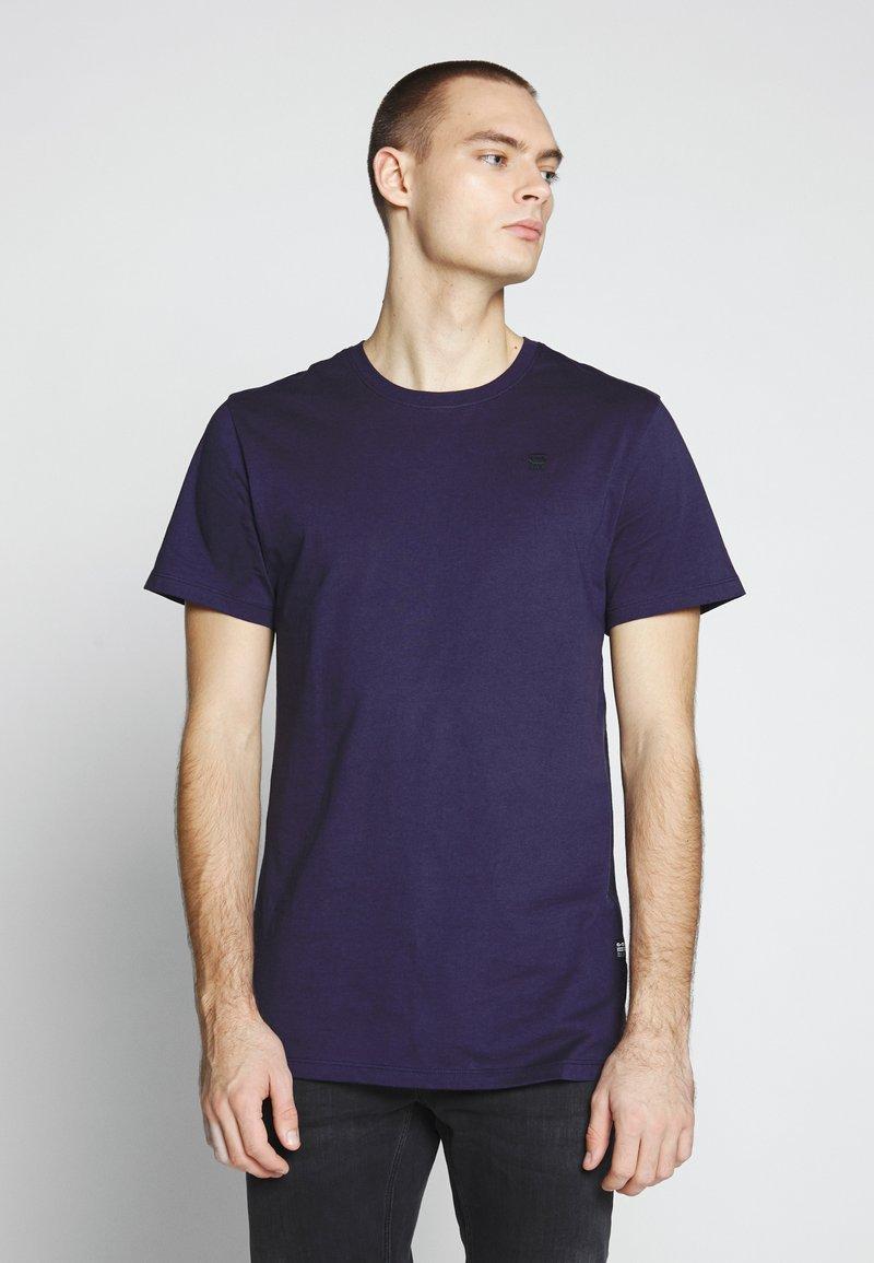 G-Star - BASE-S - Camiseta básica - blue