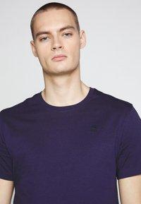 G-Star - BASE-S - Camiseta básica - blue - 3