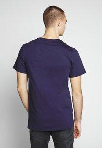 G-Star - BASE-S - Camiseta básica - blue - 2
