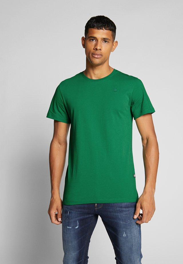 BASE-S - T-shirt basic - training green