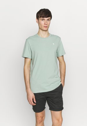 BASE-S - T-shirt basic - pistache sea