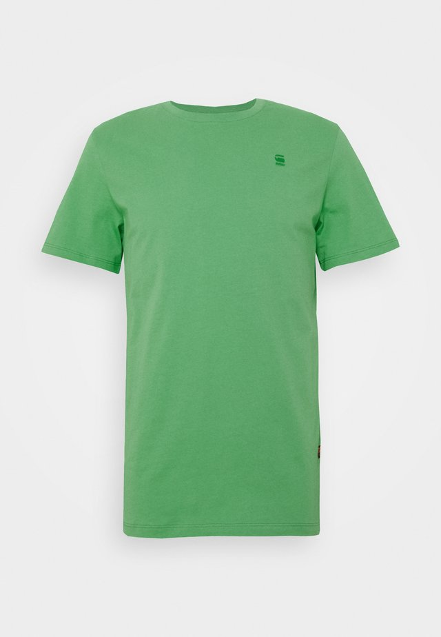 BASE-S - T-shirt basic - leaf