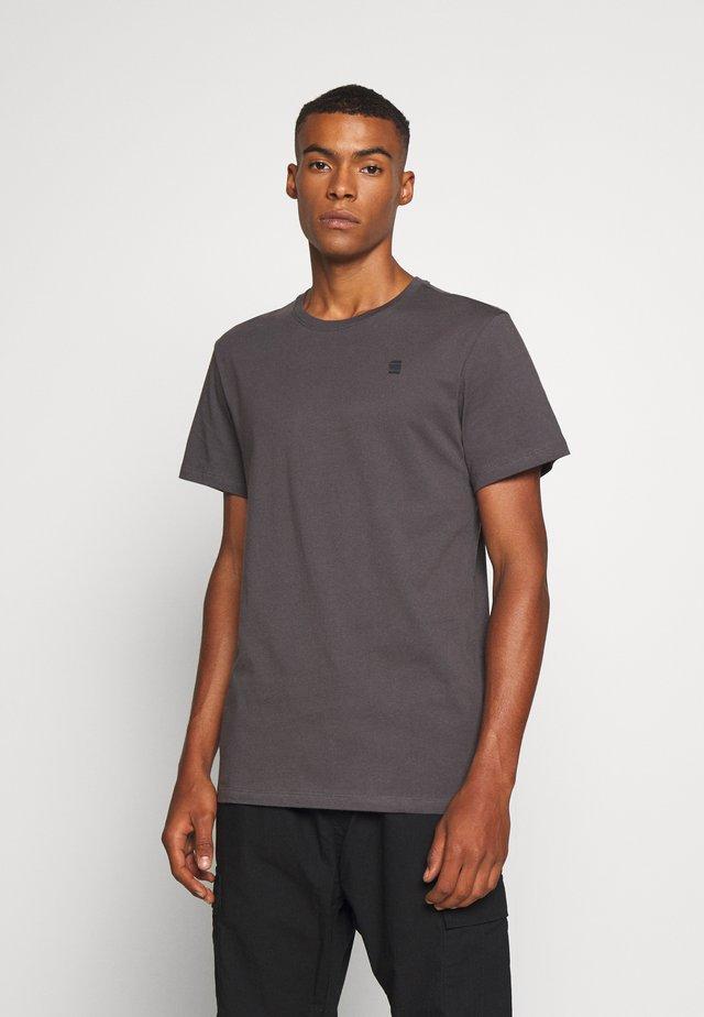 BASE-S R T S\S - Basic T-shirt - light shadow