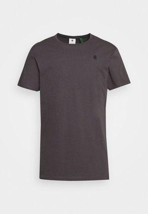 BASE-S - T-shirt basic - light shadow
