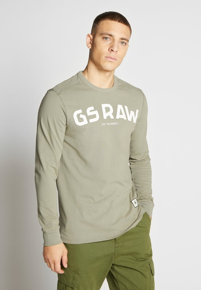 GSRAW GR - Long sleeved top - shamrock