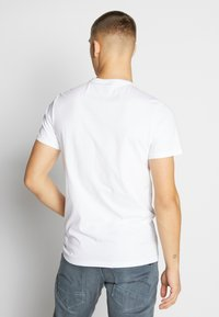 G-Star - ORIGINALS LOGO GR - T-shirts med print - white