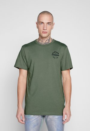 ORIGINALS LOGO GR - T-shirt z nadrukiem - shamrock
