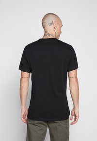G-Star - ORIGINALS LOGO GR - T-shirt imprimé - black - 2