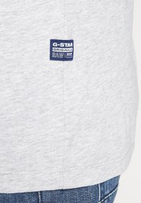 G-Star - BOXED GR - Camiseta estampada - light grey - 3