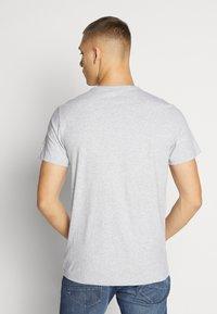 G-Star - BOXED GR - Camiseta estampada - light grey - 2
