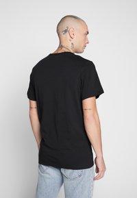 G-Star - BOXED GR - Print T-shirt - black - 2