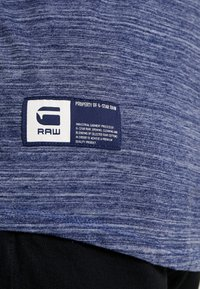 G-Star - LASH GR - Camiseta estampada - imperial blue - 5