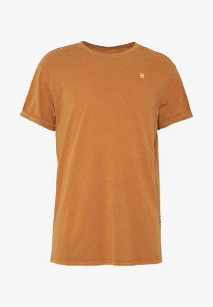 LASH - T-shirt basic - aged almond