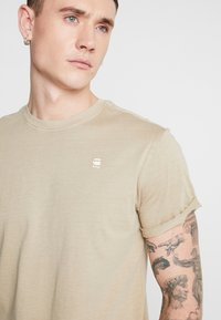 G-Star - LASH - T-shirt - bas - dusty sand - 3