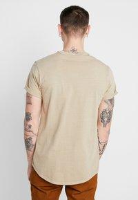G-Star - LASH - T-shirt - bas - dusty sand - 2
