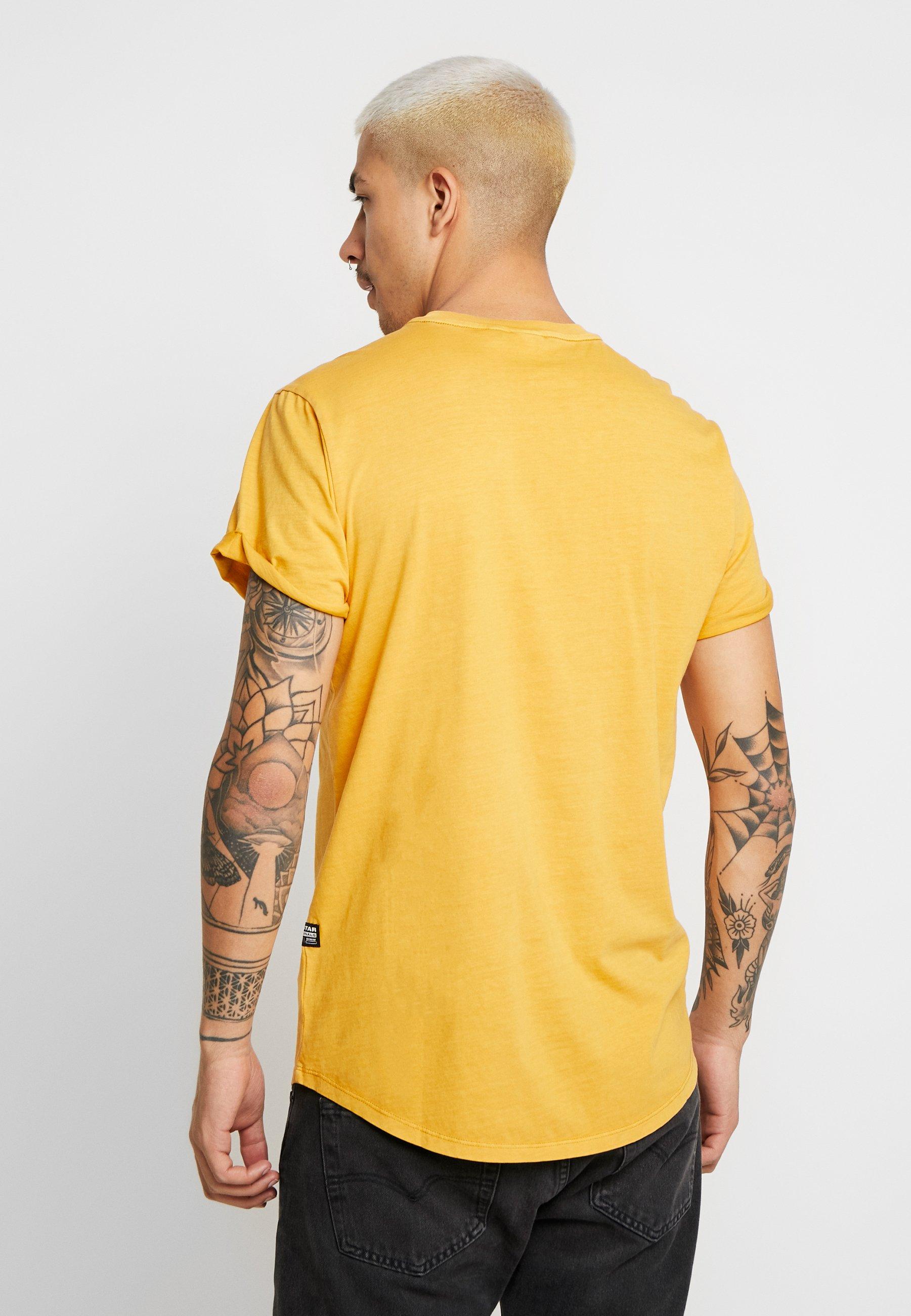 G-Star LASH - T-shirt basic - gold
