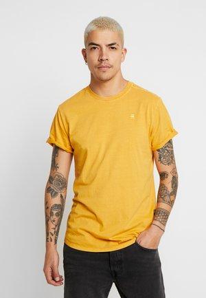 LASH - Basic T-shirt - gold
