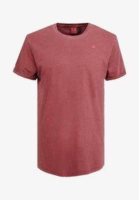 G-Star - LASH - Basic T-shirt - port red - 4