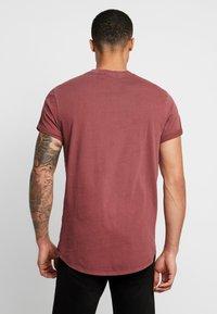 G-Star - LASH - Basic T-shirt - port red - 2