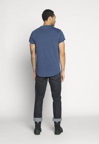 G-Star - LASH - Basic T-shirt - sartho blue - 2