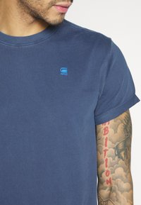 G-Star - LASH - Basic T-shirt - sartho blue - 5