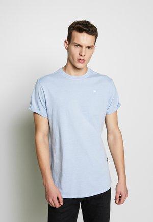 LASH - Basic T-shirt - light blue