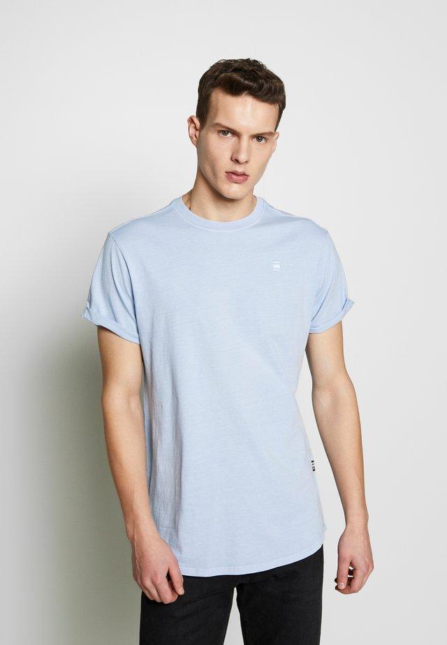 LASH - T-Shirt basic - light blue