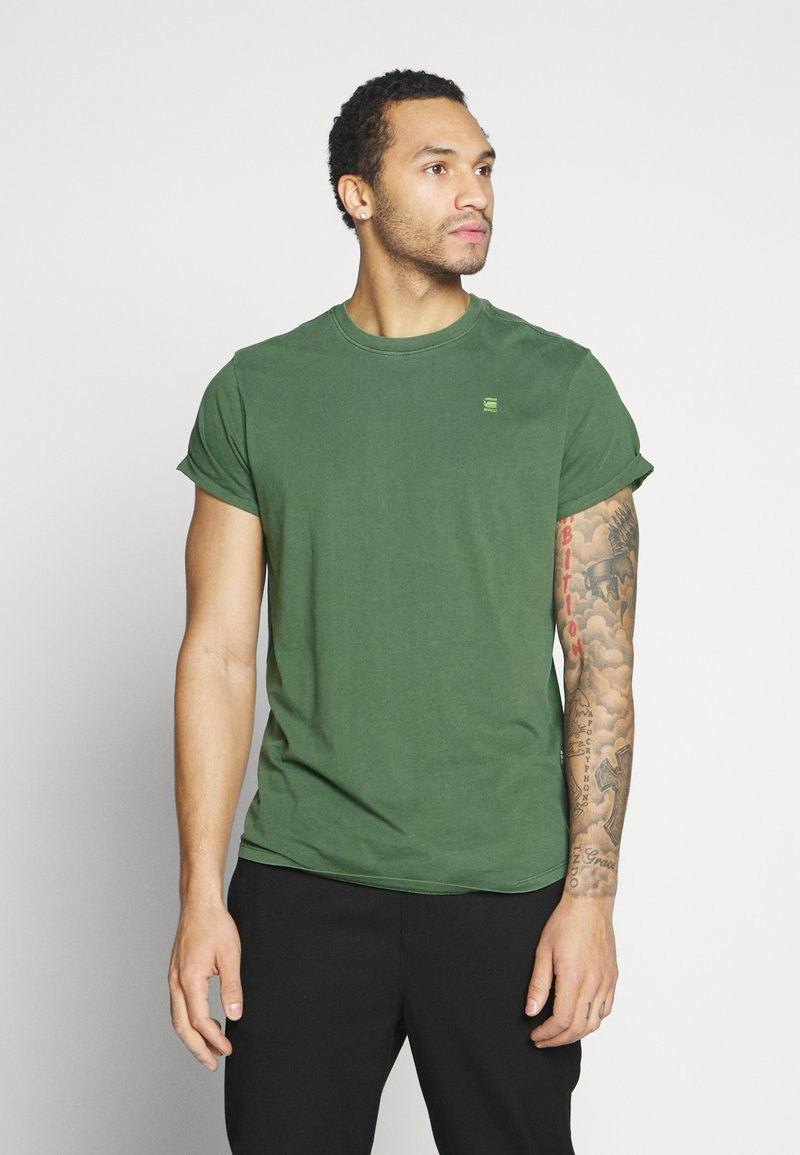 G-Star - LASH - Camiseta básica - wild rovic
