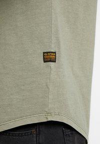 G-Star - LASH - Basic T-shirt - sage - 5