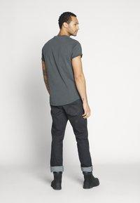 G-Star - LASH - T-shirt basic - black - 0
