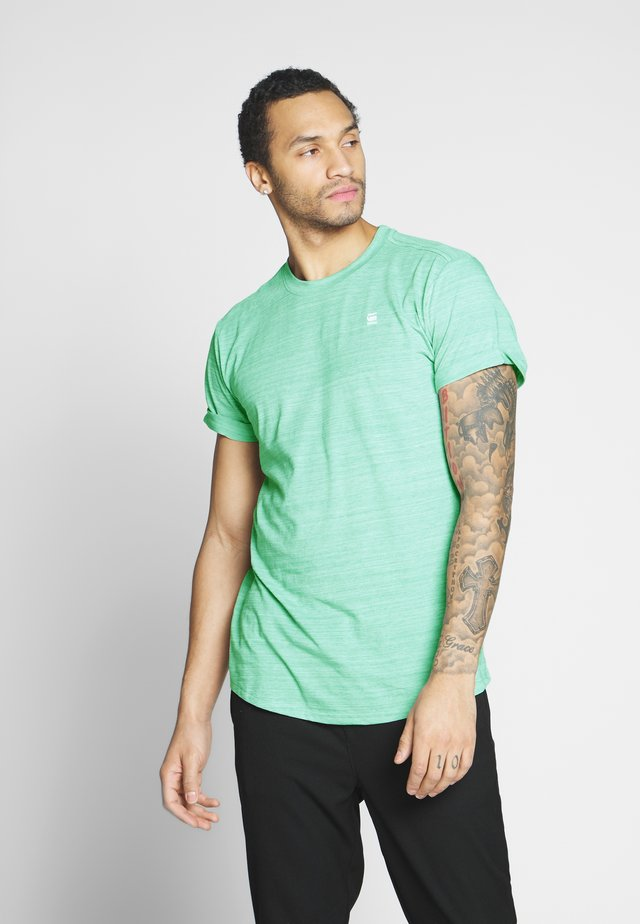 LASH - T-shirt basic - pistache sea