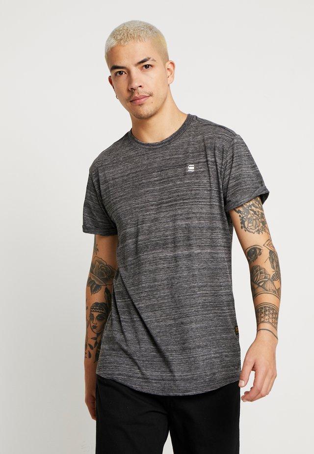 LASH - T-Shirt basic - black