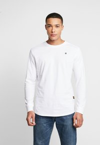G-Star - LASH - Long sleeved top - white - 0