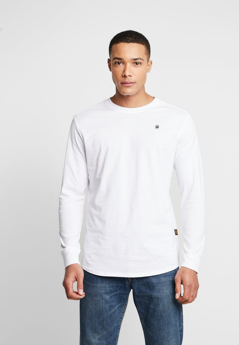 G-Star - LASH - Long sleeved top - white