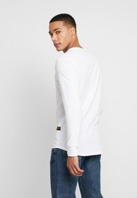G-Star - LASH - Long sleeved top - white - 2