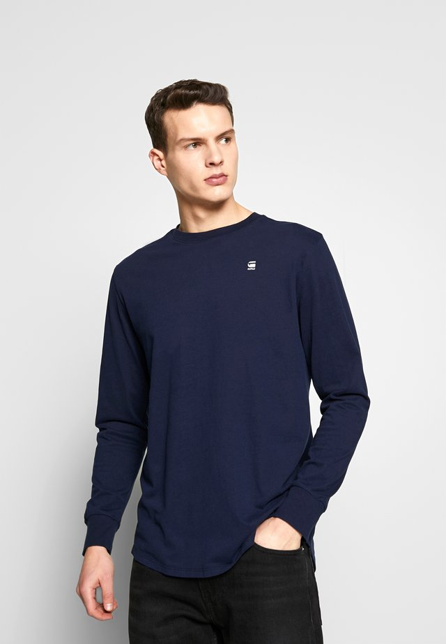 LASH - Bluzka z długim rękawem - sartho blue