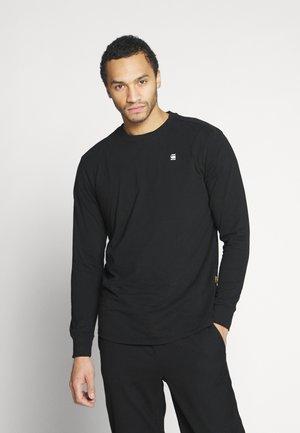 LASH - T-shirt à manches longues -  black