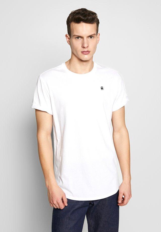 LASH - T-shirt basic - white