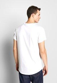 G-Star - LASH - Basic T-shirt - white - 2