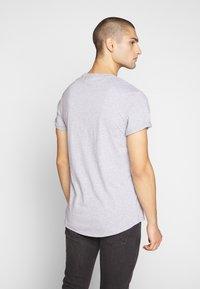 G-Star - LASH - Basic T-shirt - grey - 2