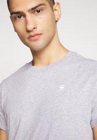 G-Star - LASH - Basic T-shirt - grey - 5