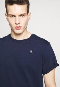 G-Star - LASH - T-shirt basic - sartho blue - 4