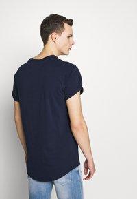 G-Star - LASH - T-shirt basic - sartho blue - 2