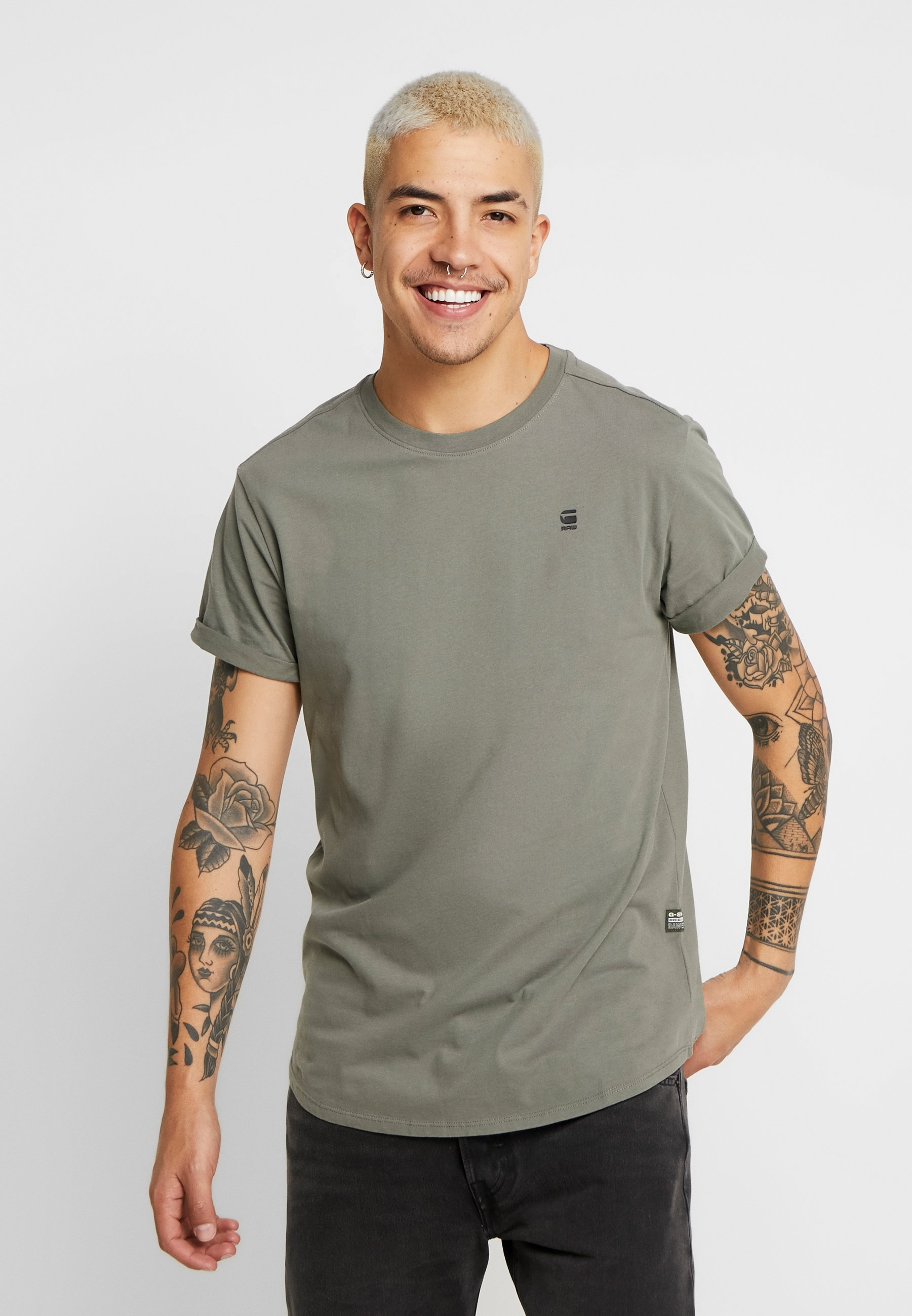 LASH T shirt basic orphus