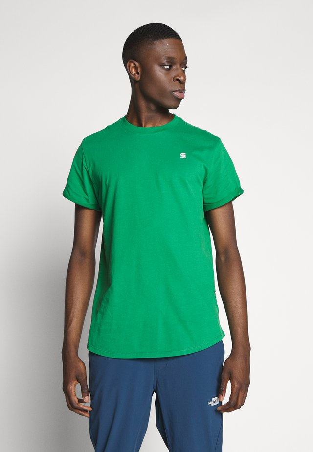 LASH - T-shirt basic - training green